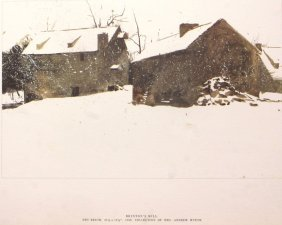 Brinton's Mill by Andrew Wyeth