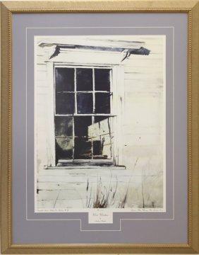 West Window by Andrew Wyeth