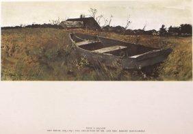 Teel's Island by Andrew Wyeth