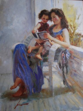 Book of Poems by Pino Daeni