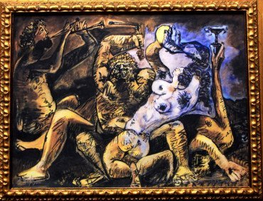 Called Into Dream by Pablo Picasso