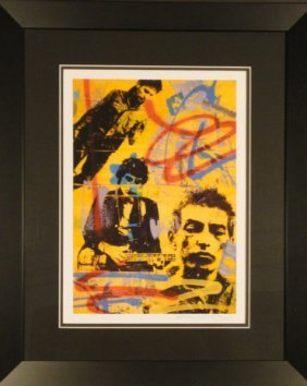 Bob Dylan by Bobby Hill
