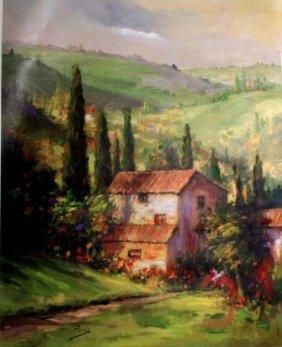 Sienna Country Villa by Alex Perez