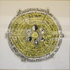 Zodiac, Creation of the World by S. F. Tinzos