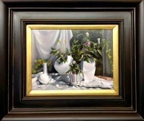 White Vases by Danka Weitzen