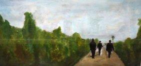 Walking the Green Path by Mara Millich