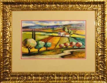 Valley Overlook by Brodinski