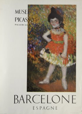 Barcelone Espagne by Picasso