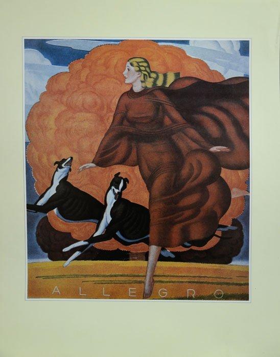 Allegro Poster