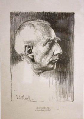 Amundsen by S.J. Woolf