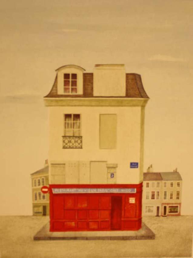 """Restaurant """"au vieux Paris"""" Chez Nico by Faulcona"""