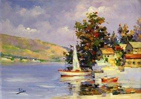 Midday Sailing by Alex Perez