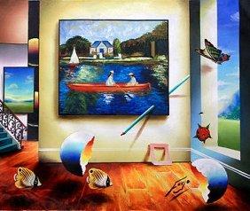 Monet and Friends by Ferjo