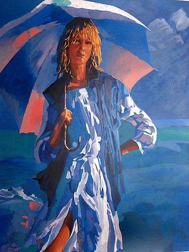 El Parasol by Nicola Simbari
