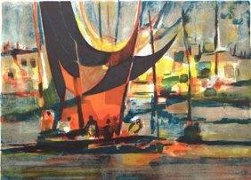 Grand Filets by Marcel Mouly