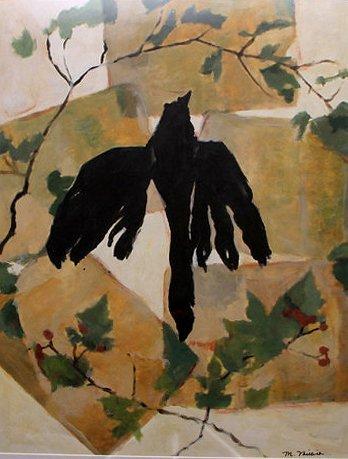 Bird & Vine by Mara Millich
