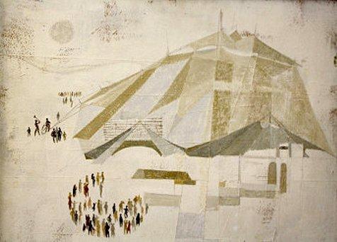 Circus by Leon Emidio Travanty