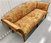 VINTAGE SOUTHWOOD Sheraton Sofa LES MUSES ET LE LION