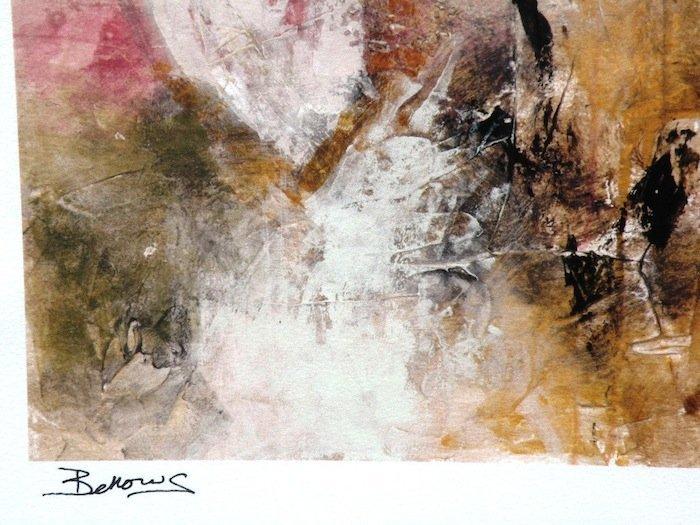 Flamboyant II by Jane Bellows Framed Print - 3