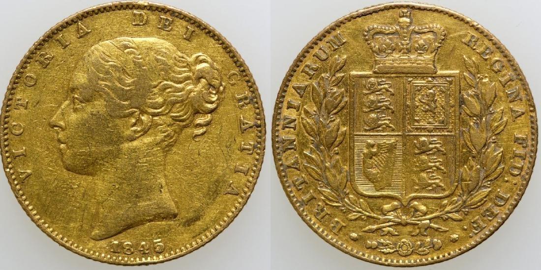 Gold Sovereign (103169)