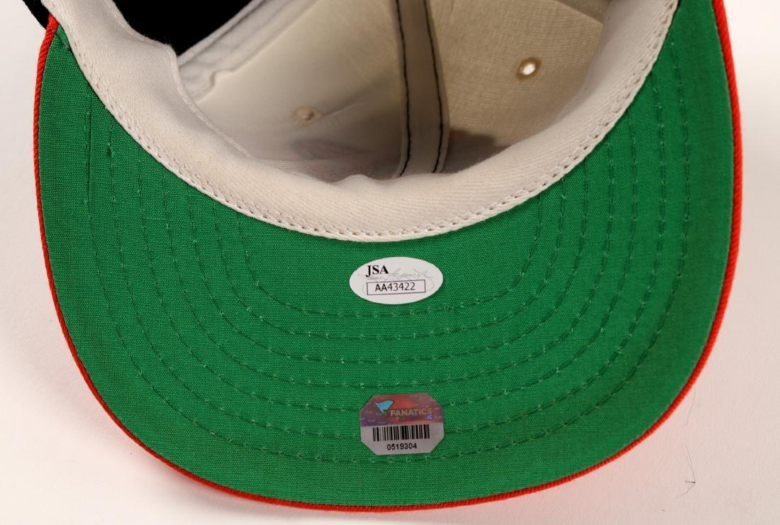 Cal Ripken Jr. signed ball cap (100585) - 2