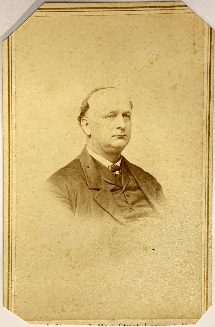 Outlaw Cole Younger CDV & Books (77615) - 2