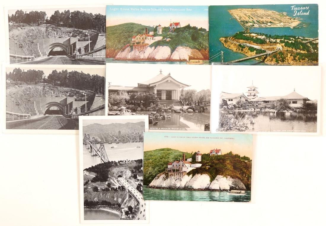 Treasure Islands, Yerba Buena RPC's & chromolitho's