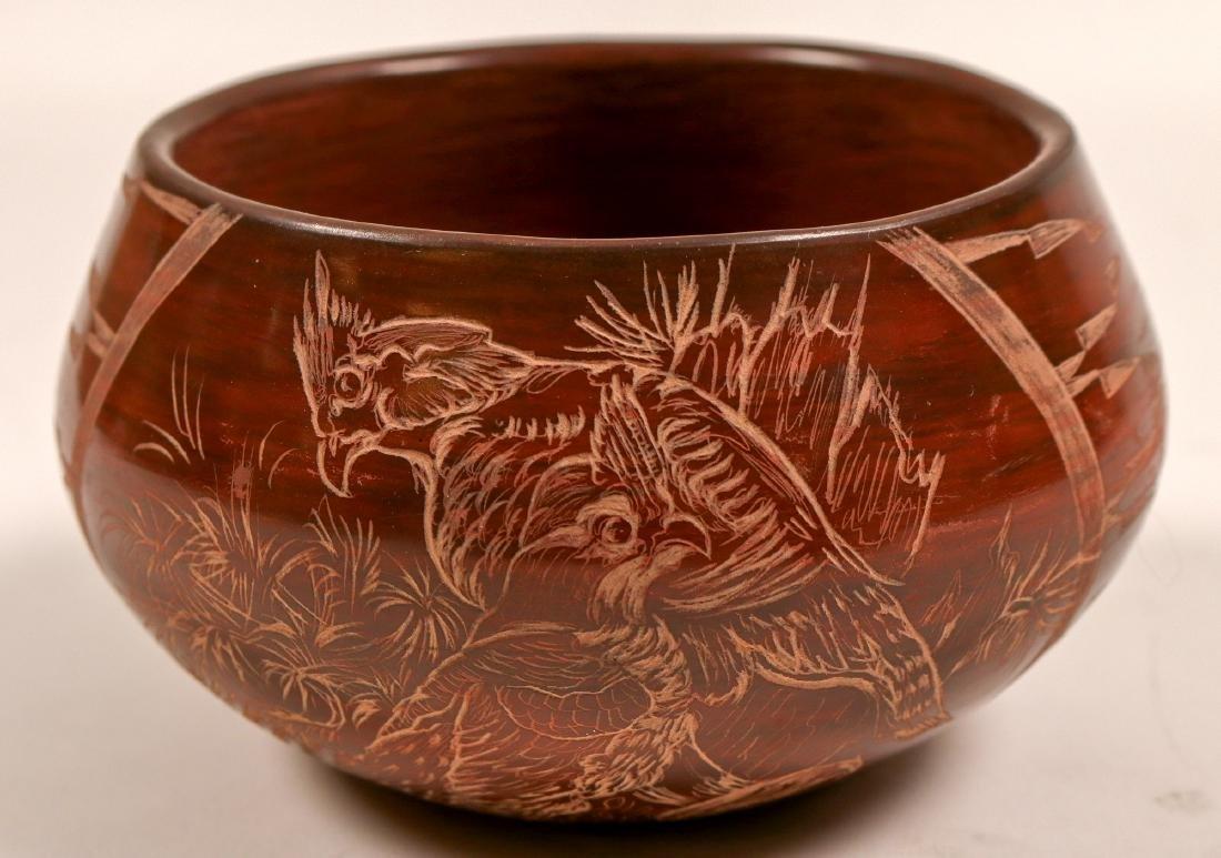 Pottery by Paul Naranjo, Santa Clara   (105323)