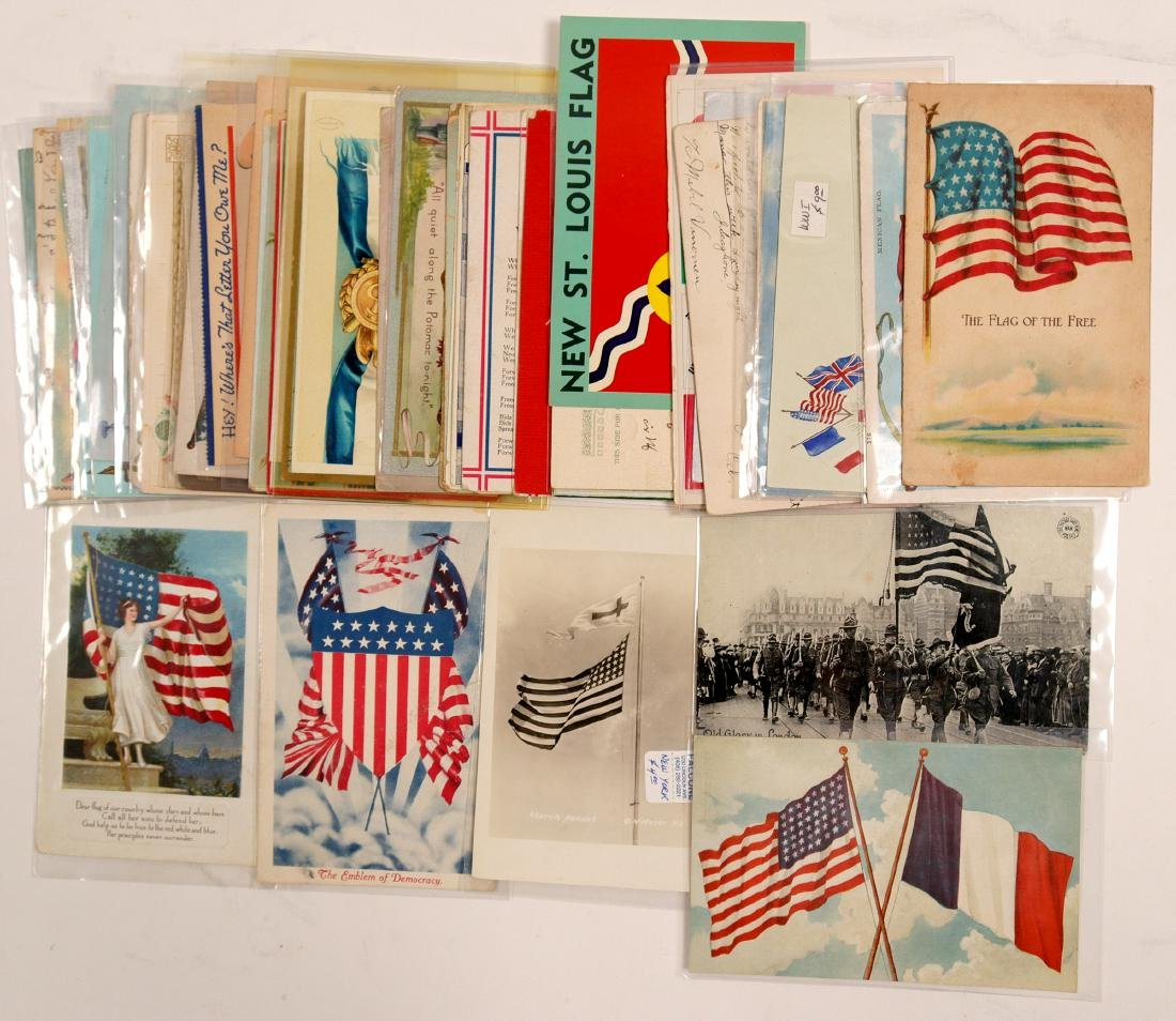Political and Military Postcards   (104618)