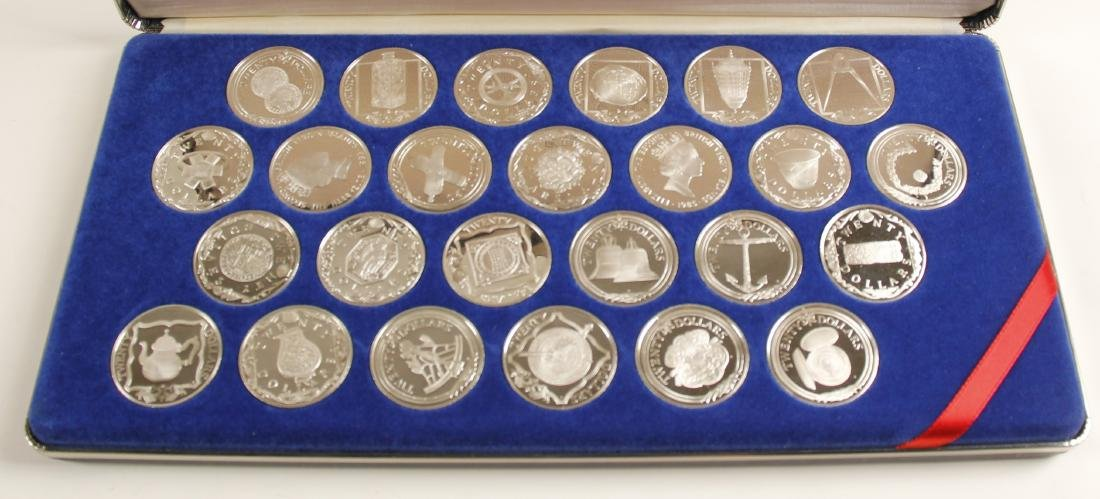 Treasure Coins of the Caribbean   (78568)