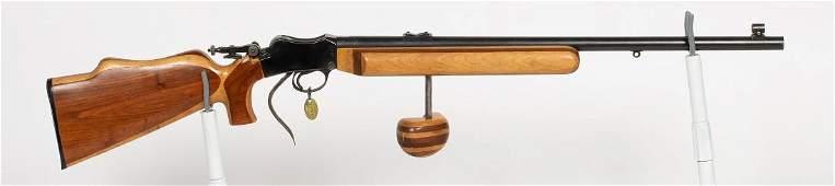Birmingham Small Arms Falling Block Rifle 1920s