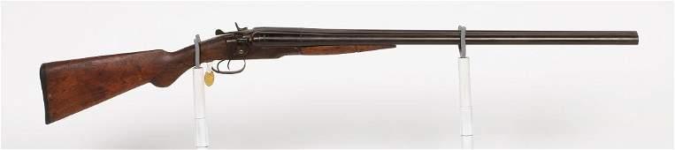 J Stevens 225 Shotgun, Double-Barrel 1900-10 JMD-12413