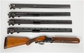Browning 4 barrel Shotgun, Over/Under 1987 JMD-12472