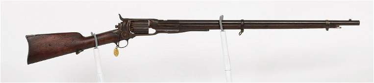 Colt 1855 Revolving rifle musket Rifle 1855 JMD-10661