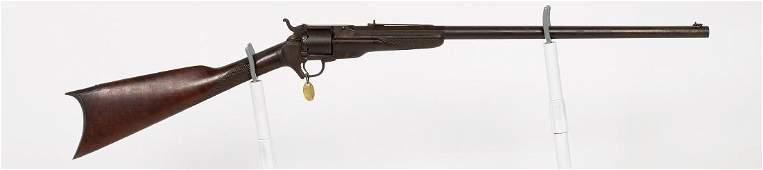Unknown mfr. Revolving Rifle 1870 JMD-10667