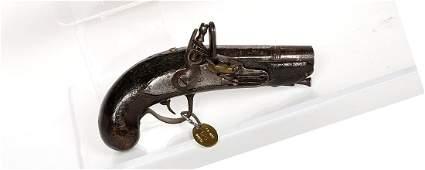 Pistol 1790s JMD-11277