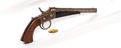 Remington Pistol 1870s JMD-11322