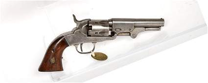 Baron Manufacturer and Co Revolver 1860's JMD-11265