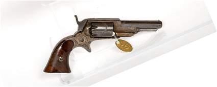 Patent Model Revolver 1850's JMD-11245