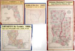 Maps of the Southeast (4) 63551