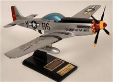 WWII Autographed airplanes  108878