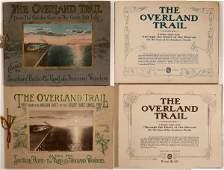 Railroad Scenic Guide Books Calif to Utah  108935