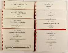 Pullman Railroad History Books  49917
