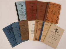 Railroad Employee Booklets (114344)
