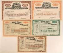 Illinois Central Railroad Co Stocks  112286