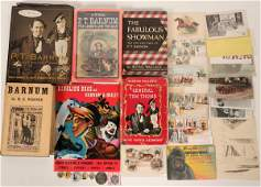 Ringling Bros. P.T. Barnum Ephemera Collection