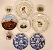 Souvenir Plate Collection, Colorado (9) (115373)