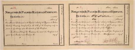Negaunee  Palmer Railroad Co  114483