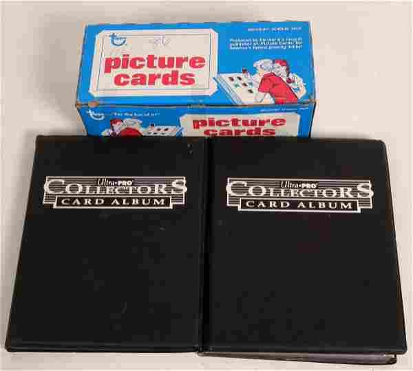 Baseball/Football Card Collection (114942)