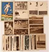 1928 Summer Olympics, Amsterdam Grab Bag. (116453)